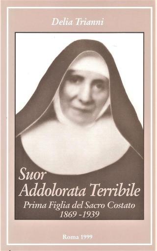 Sr Addolorata, prima Figlia del Sacro Costato
