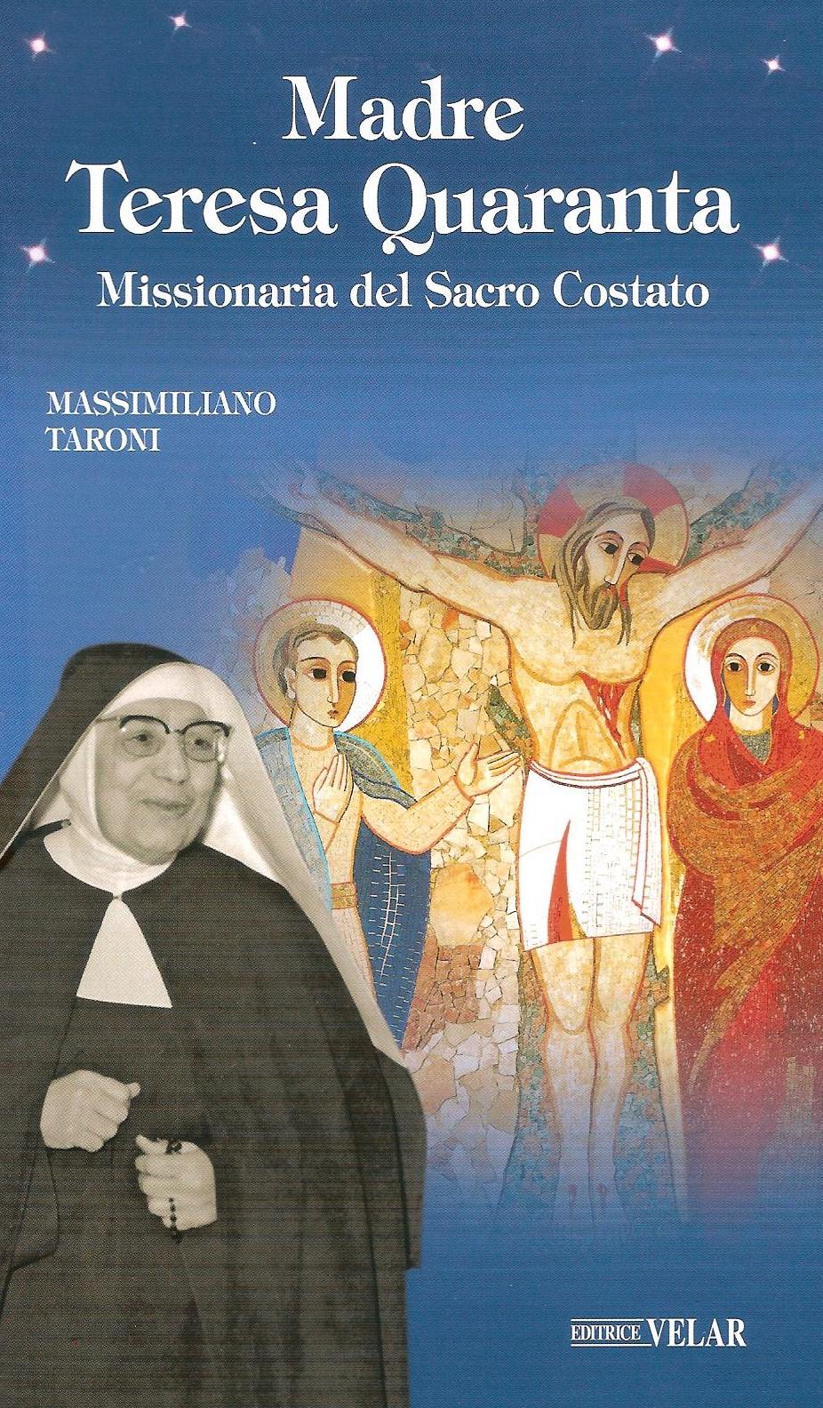 Madre Teresa Quaranta Missionaria del Sacro Costato